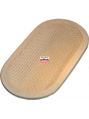 Gärform – Brotform lang für 1500 g Teiggewicht, aus Holzschliff