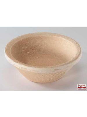 Gärform – Brotform Ø 18,5 cm, Glatte Form für 750 g