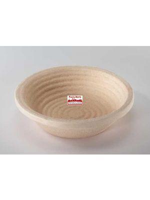 Gärform – Brotform Ø 23 cm, Rillen Muster für 1000 g
