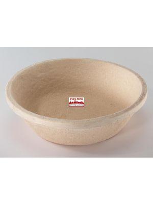 Gärform – Brotform Ø 28 cm, glatte Form für 2000 g