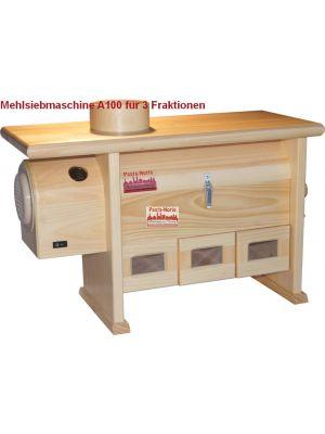 Mehlsiebmaschine A100 für feinstes Mehl